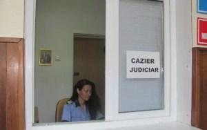 Cazierele judiciare se eliberează la IPJ Olt și poliția Caracal