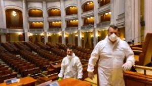 Și parlamentarii vor vota de acasă. Vot online în Parlament
