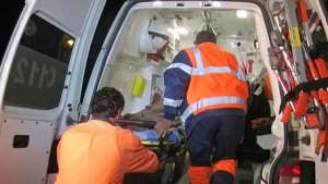 Accident rutier soldat cu rănirea unei femei - VIDEO
