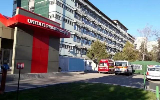 sju-containerrrr Pregătiri pentru scenariul 3 COVID -19, la SJU Slatina