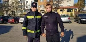 Plutonier major Popa Cătălin Laurențiu și Sergent major Bălașea Andrei Mihai, oamenii potriviți la locul și la momentul potrivit!