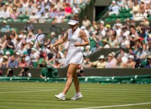 Halep - Sunt tristă să aud că a fost anulată ediţia din acest an a turneului de la Wimbledon
