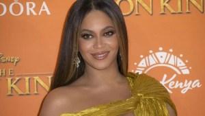 Beyonce, campanie umanitară de 6 milioane de dolari