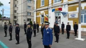 Viitorii jandarmi au depus jurământul