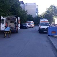 Ambulanța Olt cu greu mai face față solicitărilor