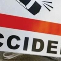 Trei maşini implicate într-un accident la ieșire din Slatina