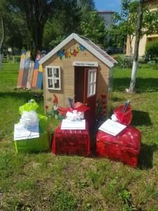 Cadouri de ziua lor pentru copiii de la DGASPC
