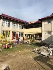 Au demarat lucrările de reabilitarea și modernizarea a grădiniței din Scornicești
