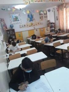 478 de elevi au lipsit de la prima probă a Evaluării Naționale
