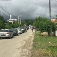 Șeful Postului de Poliție Ipotești, condus pe ultimul drum