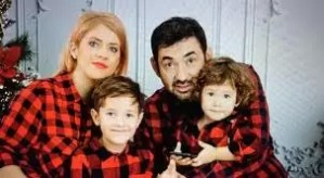 Emil Moț alături de copii prin intermediul  Facebook