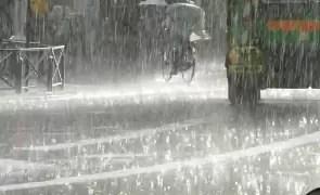 COD GALBEN de ploi torențiale și vijelii în aproape toată țara
