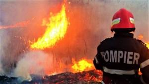 Un pompier a fost depistat cu COVID 19