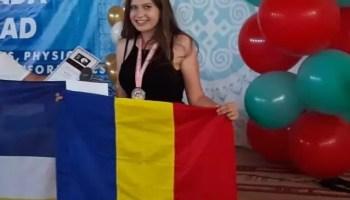 467CC0B4-52E3-443E-8C86-CAB5590442CD Slătineanca Diana Țolu a obținut AUR la Olimpiada Europeană de Matematică pentru Fete