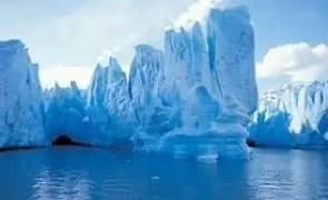 Încălzirea globală a cauzat topirea a 51% din suprafaţa gheţarilor