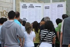 Rata șomajului crește de la o luna la alta. Olt- 5,36% rata șomajului