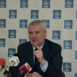 Știrbu vrea o alianță anti-PSD, la Olt