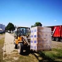 Ajutoare receptate de la Uniunea Europeană pentru aproape 32.000 de olteni
