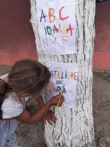 Copiii din Găneasa vor participa la Atelierele de vară