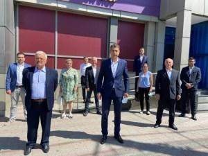 Marius Bălașa și-a depus candidatura pentru Primăria Slatina