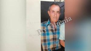 Bătrânul dispărut din Brastavățu a fost găsit MORT