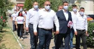 Marius Iancu:''George Brînaru este primarul de care are nevoie Scorniceștiul''