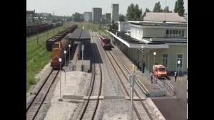 Atenție la tren! Se lucrează la linia de calea ferată