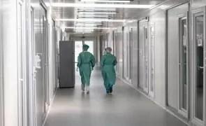 Protest în spital-Medicii spun că unitatea nu mai poate fi suport COVID