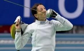 Ana Maria Popescu a urcat de patru ori pe podiumul învingătorilor la Cupa Mondială de spadă