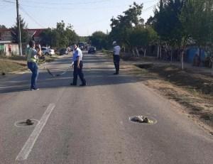 Accident mortal în Olt
