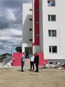 Zeci de locuințe ANL pentru tinerii din Balș