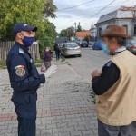 269 de sancţiuni contravenţionale, în cuantum de 34.700 lei, aplicate de jandarmii olteni