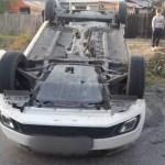Accident rutier, în comuna Valea Mare