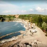 Stadiul lucrărilor de la Drumul Expres Craiova-Pitești