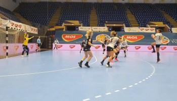 """A62A77BB-7A1D-467C-ACF7-71538764FA4C Handbal Feminin: Liga Florilor, etapa a XVIII-a CSM Slatina – """"U"""" Cluj 31:27 (17:12)"""