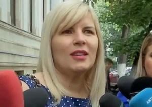 Elena Udrea are coronavirus!