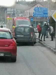 Olt: un şofer din Negreni a provocat două accidente rutiere, în dimineața zilei de miercuri