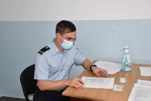 100 de pompieri olteni se vaccinează anti-COVID
