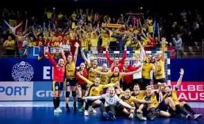 Naționala de handbal a României va întâlni Suedia în grupele preliminare de calificare la Campionatul European din 2022