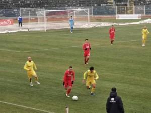 Fotbal: CSM Slatina – CS Mioveni 0-1