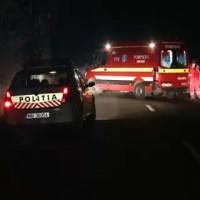 Accident mortal în care au fost implicate două mașini și un TIR