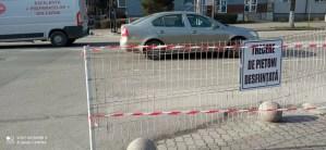 DASIP Slatina a desființat două treceri de pietoni, mai urmează două