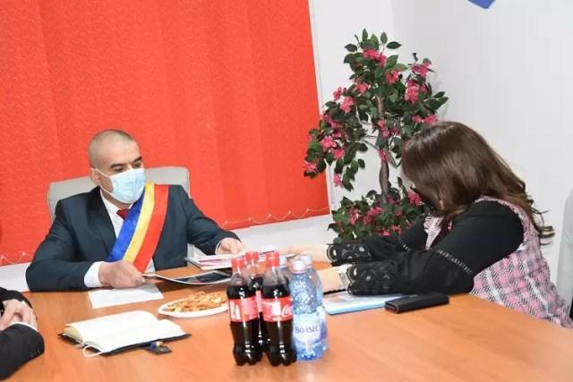 primar-Voineasa Ambasadorul Tunisiei, în vizită la Voineasa