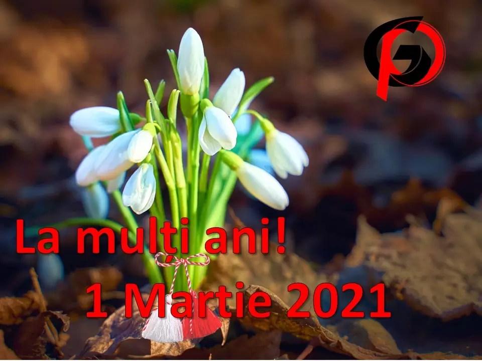 1 martie 2021