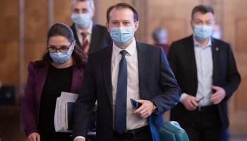 Florin-Citu-1 Premierul Florin Cîțu l-a demis pe ministrul Sănătății, Vlad Voiculescu