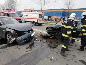 Accident rutier soldat cu mai multe victime