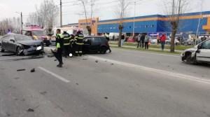 Olt: 19 persoane au murit, în accidente rutiere, în primele şase luni ale anului