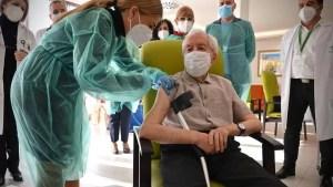 Mii de olteni vor fi vaccinați anti-COVID în centrele mobile