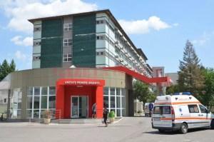 Se fac angajări la Spitalul Județean de Urgență Slatina