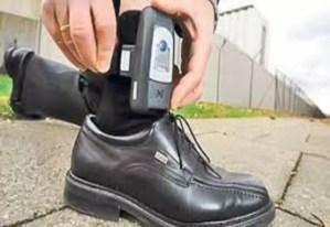 A intrat în vigoare Legea privind monitorizarea cu brățări electronice
